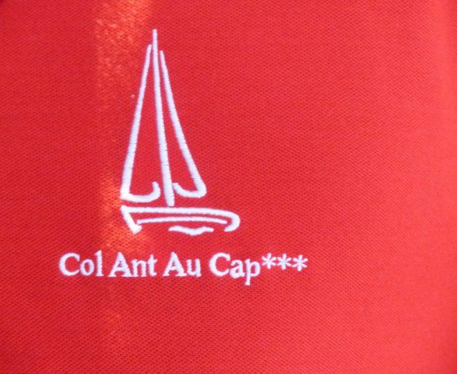 Fier d'Ars-en-Ré - Cazavant plastique COL ANT AU CAP - 11 août 2018