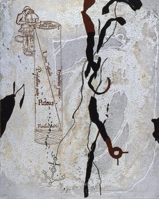 Musée Ernest Cognacq - Richard Texier - Latitudo 2001