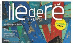 Ile de Ré Magazine 2018