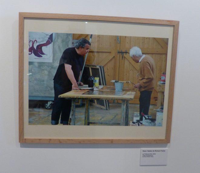 Expo Zao Wou-Ki - Musée Ernest Cognacq - Saint-Martin de Ré