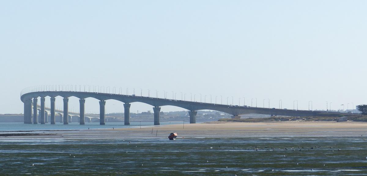 Pont de l'île de Ré - 25 septembre 2018