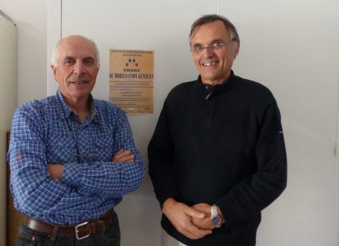 AIA - Ars-en-Ré - Daniel Huet et Eric Le Gars - 30 octobre 2018