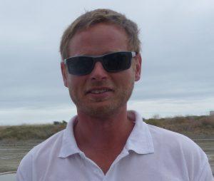Louis Merlin- Président de l'APSIR - Ile de Ré - août 2017