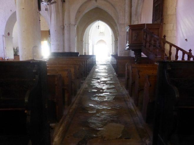 Eglise Ars - Mobilier - 17 septembre 2018