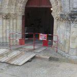 Eglise d'Ars-en-Ré, un combat contre l'humidité