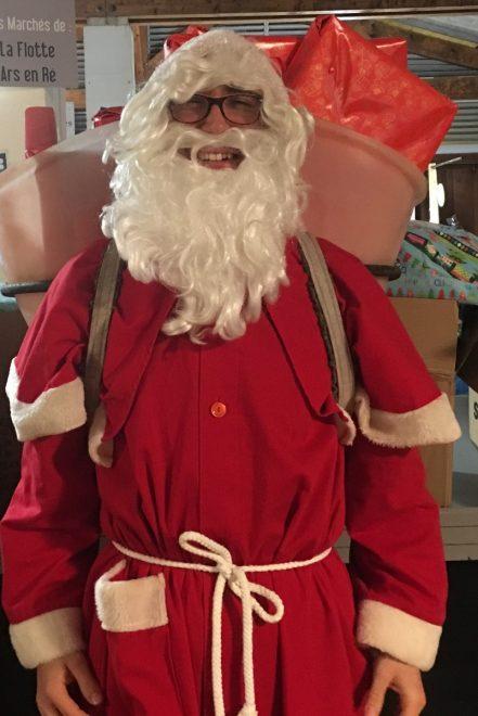Ile de Ré - Père Noël 2018