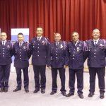 Un grand merci aux 120 pompiers de l'île de Ré !