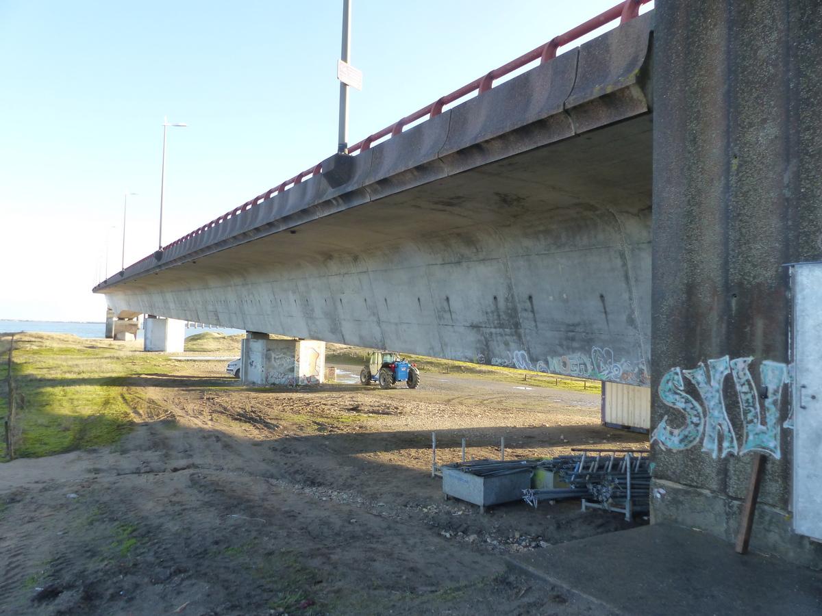 Pont de l'île de Ré - 20 décembre 2018