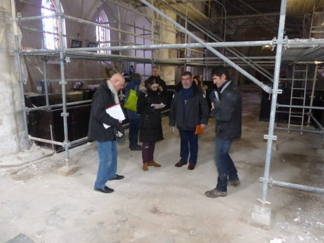 Ars-en-Ré -Espace liturgique - 14 janvier 2019