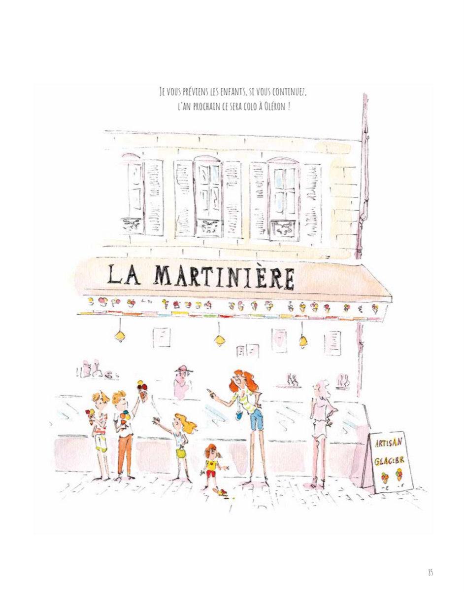 Yann Werdefroy - Ré Drôle de saison - La Martinière - mars 2019