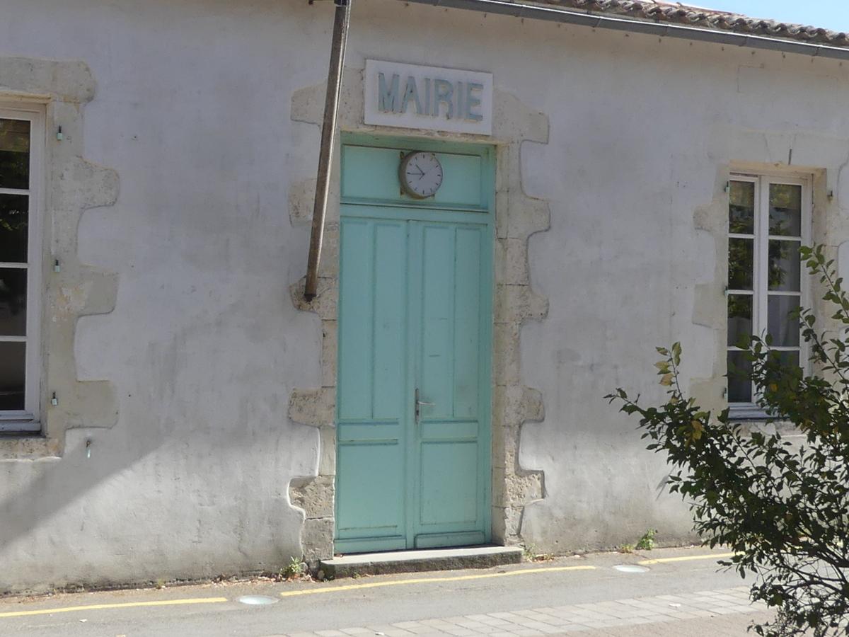 Loix - Mairie - 4 septembre 2019