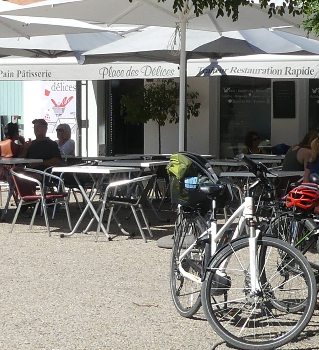 Loix - Boulangerie - 4 septembre 2019