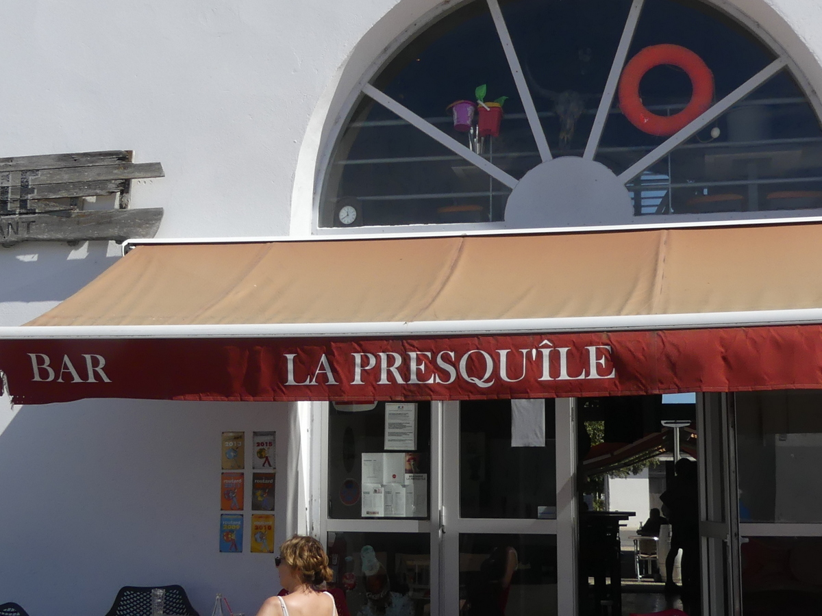 Loix - Centre bourg - 4 septembre 2019