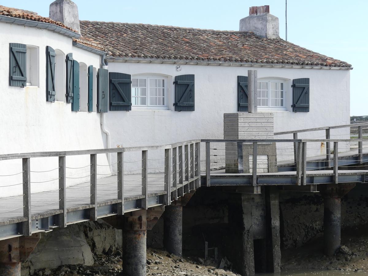 Loix - Moulin à marées - 4 septembre 2019