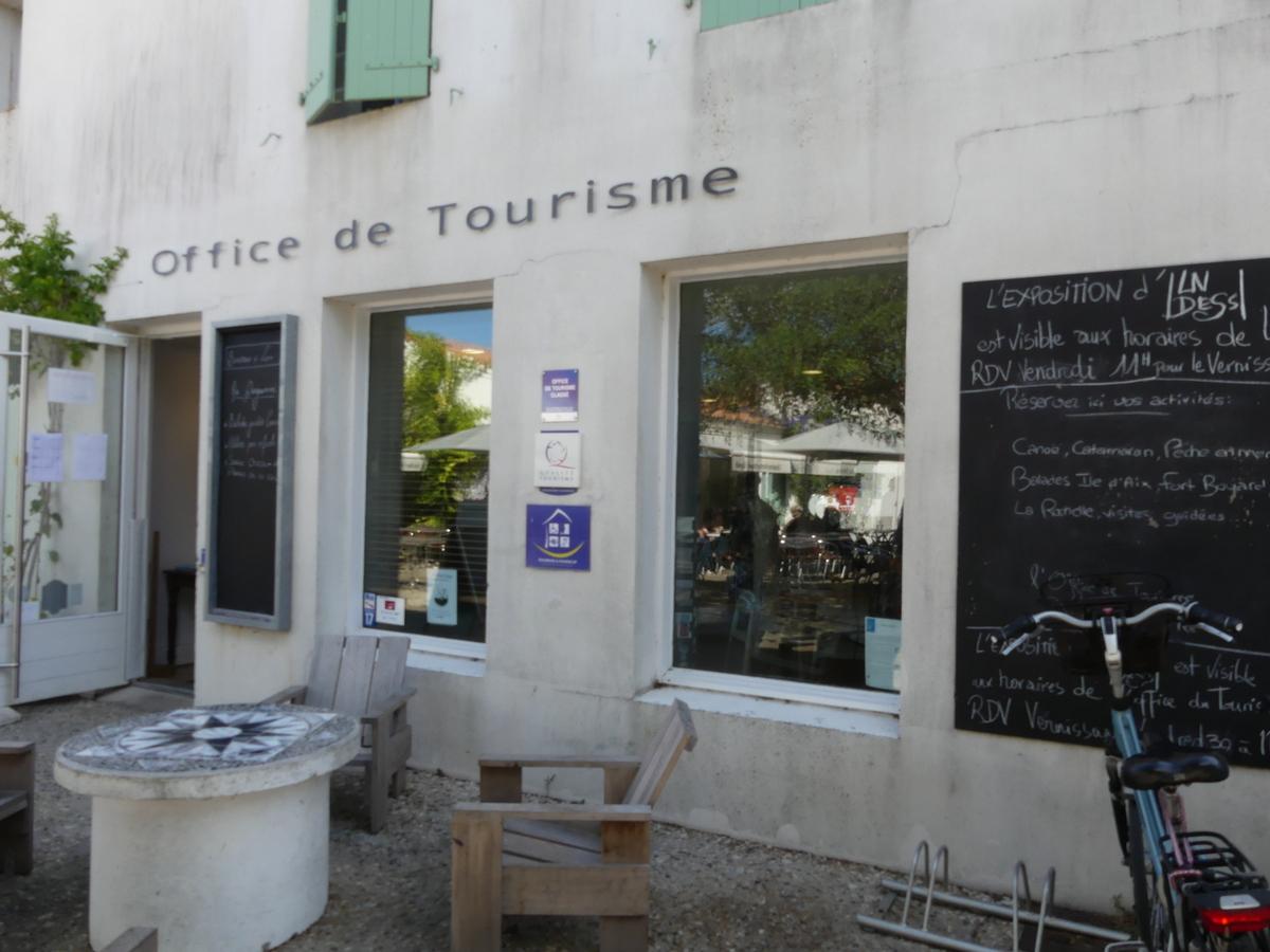 Loix - Centre bourg - O.T. - 7 septembre 2019