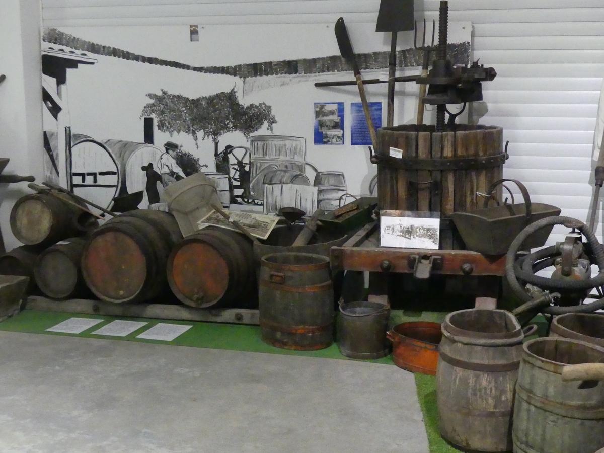 Expo l'île de ré d'antan - 11 septembre 2019