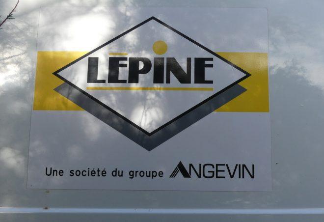 Logo Lépine - 24 septembre 2019