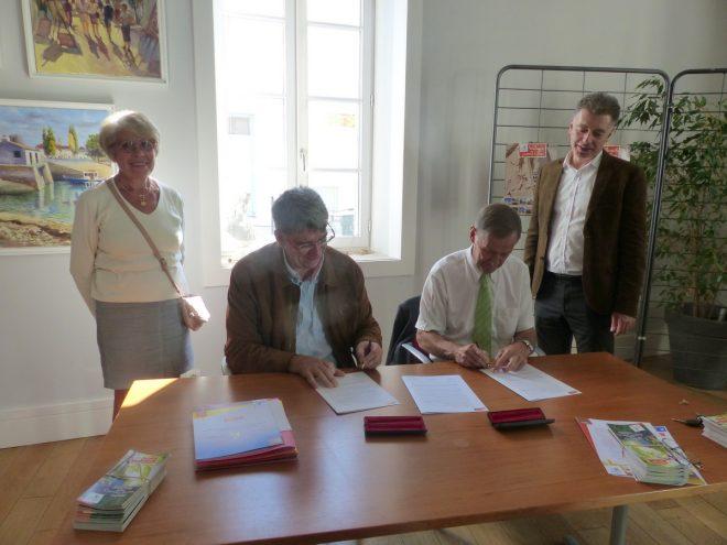 Loix - Signature Village de Pierre & d'eau - 3 octobre 2019