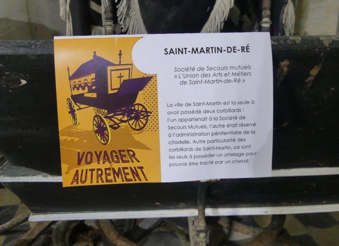Ile de Ré - Expo Voyager autrement -  Saint-Martin - oct/nov 2019
