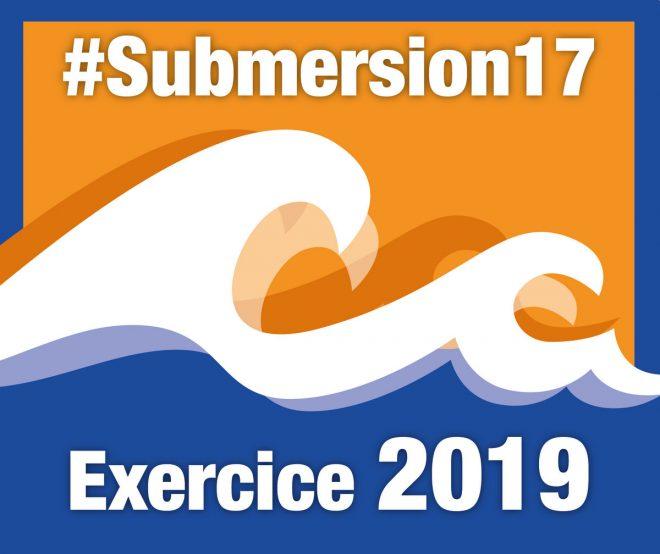 Loix - Exercice submersion - 27 et 28 novembre 2019