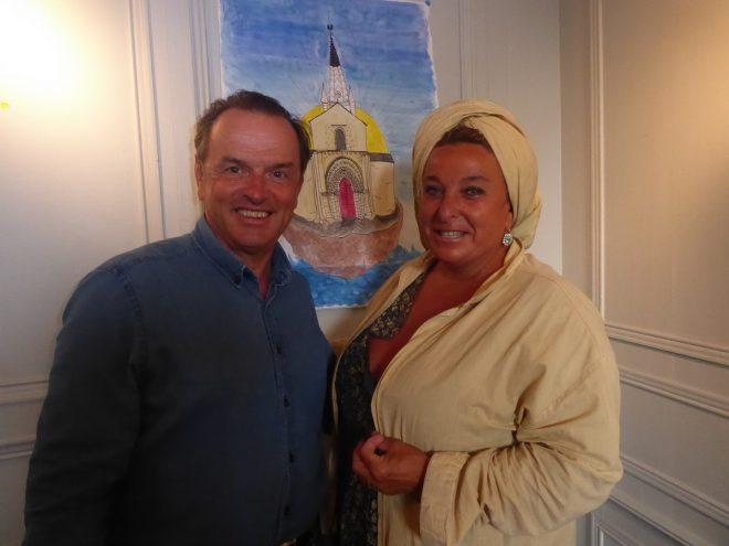 Ars- Stanislas de Quercize et Valérie Solvit - 11 août 2019