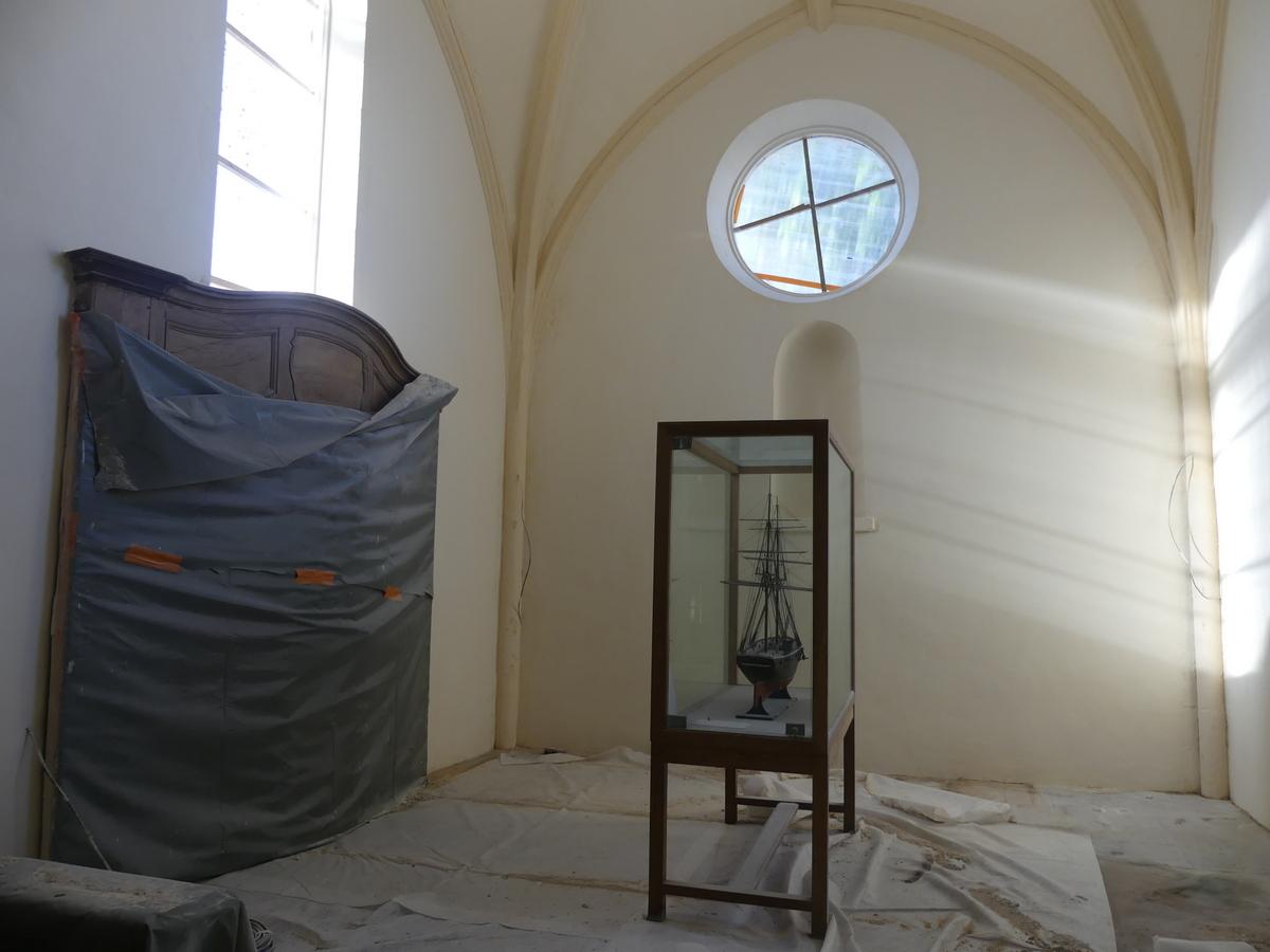 Ars - Eglise - chapelle Saint-Nicolas - 12 septembre 2019