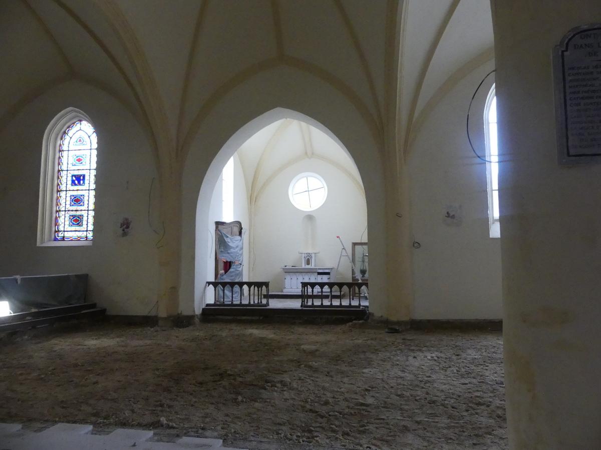 Ars - Eglise - chapelle Saint-Nicolas - 26 septembre 2019