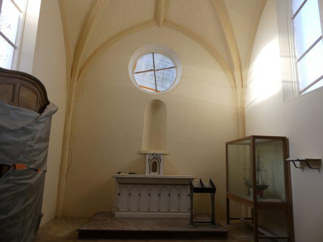 Ars - Eglise - chapelle Saint-Nicolas - 11 octobre 2019