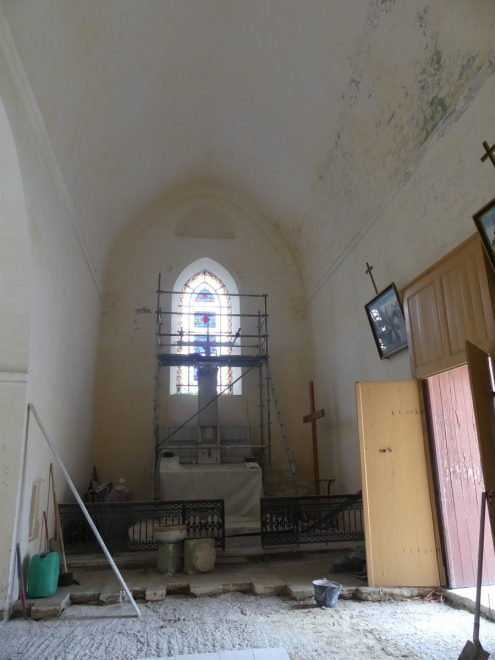 Ars - Eglise - Chapelle Saint-François - 23 octobre 2019