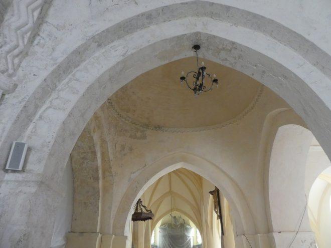 Ars - Eglise - Humidité - 23 octobre 2019