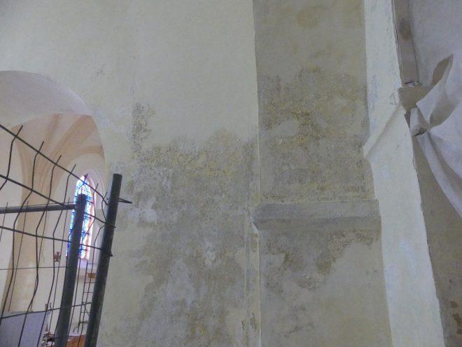 Ars - Eglise - Humidité - 30 octobre 2019