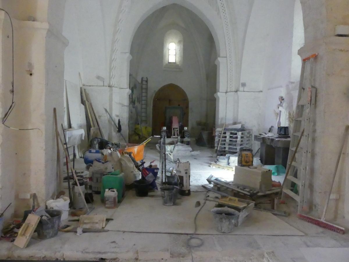 Ars - Eglise - Allée Saint-Nicolas - 13 novembre 2019