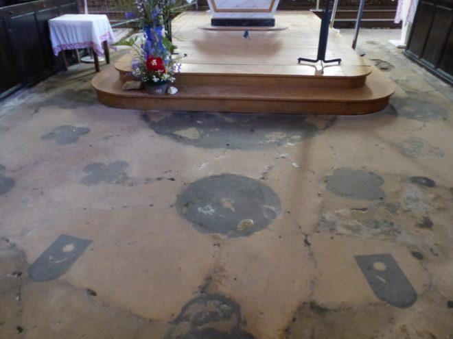 Ars - Eglise - Ancien autel - 18 juin 2018