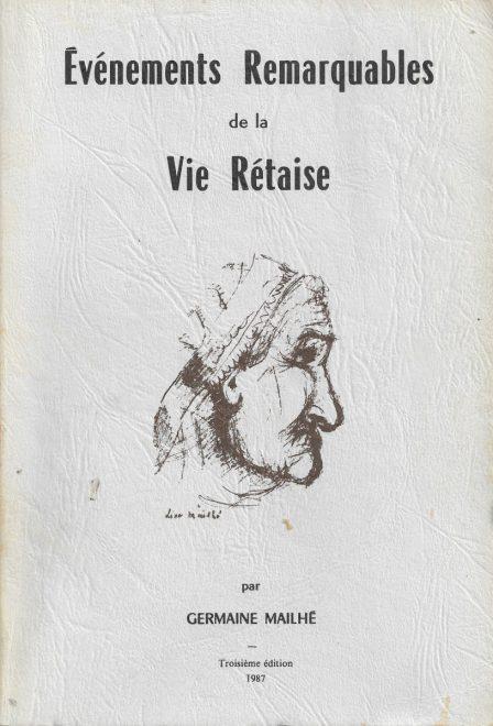 Couverture livre Germaine Mailhé