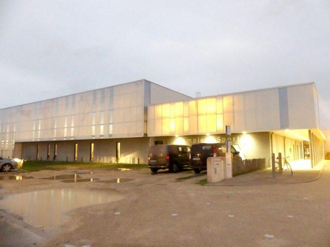 Loix - Complexe sportif - 27 novembre 2019
