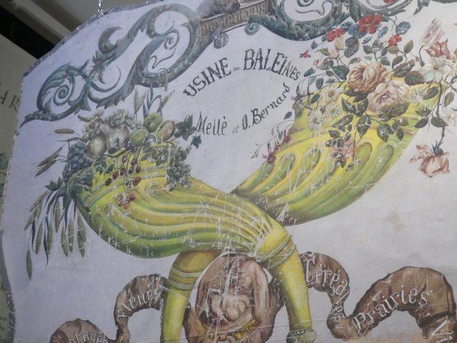 Saint-Martin - Musée Enseigne restaurée - 9 décembre