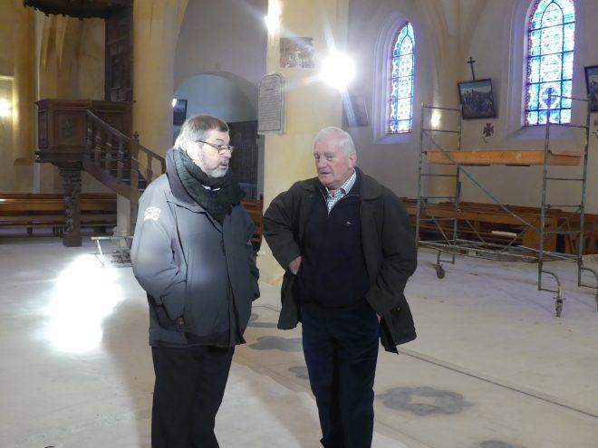 Ars - Eglise - Culte - 3 février 2020
