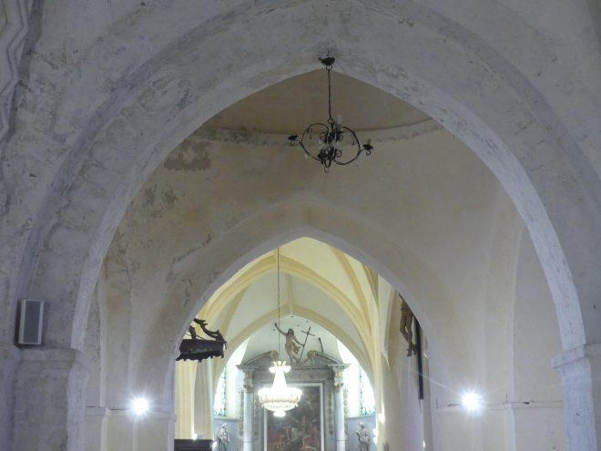 Ars - Eglise - Humidité - 3 février 2020