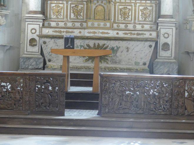 Ars - Eglise - Culte - 9 mars 2020