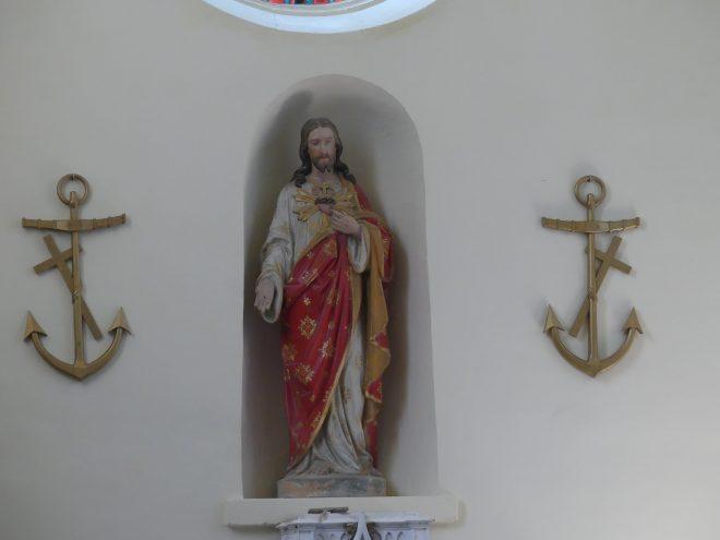 Ars - Eglise - Remise en état pierres tombales et petits objets - 15 mai 2020
