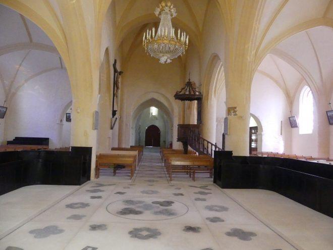 Ars-Eglise - Stalles positionnées - 18 juin 2020