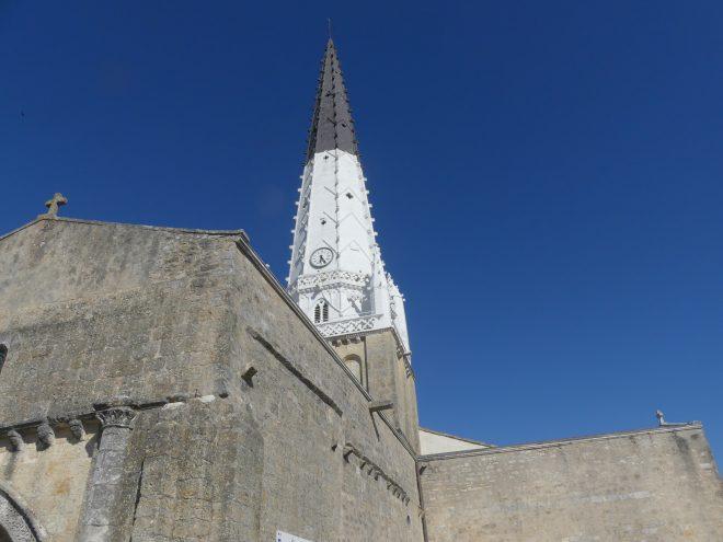 Ars - Eglise - Clocher - 2 juillet