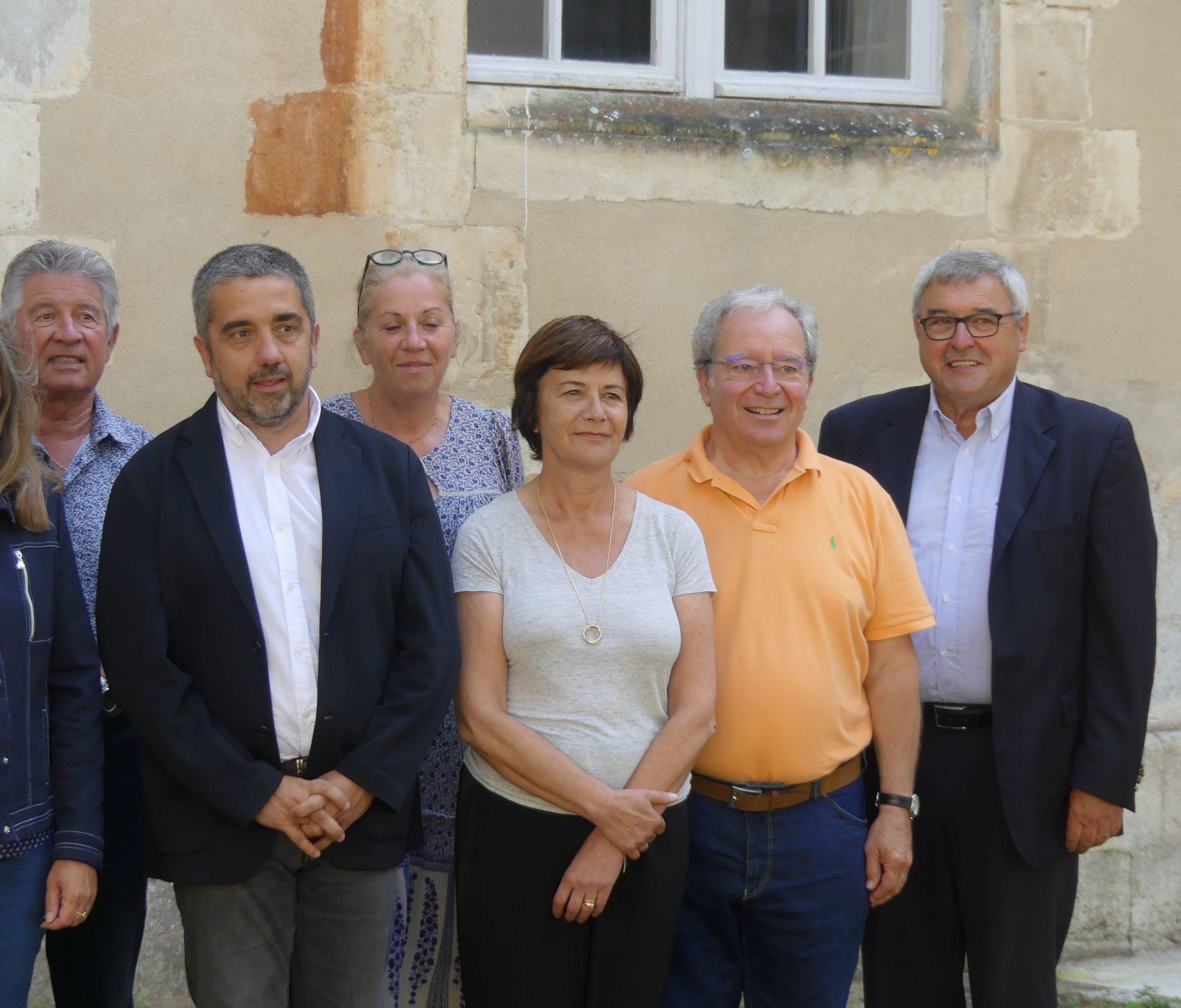 Conseil communautaire 2020-2026 - 9 juillet 2020