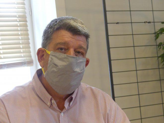 Lionel Quillet - Président de la CDC Ile de Ré - 13 août 2020