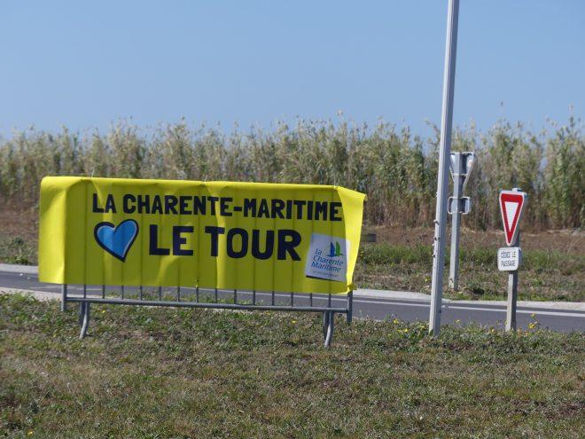 Ile de Ré - Tour de France - Préparatifs - 2 septembre 2020