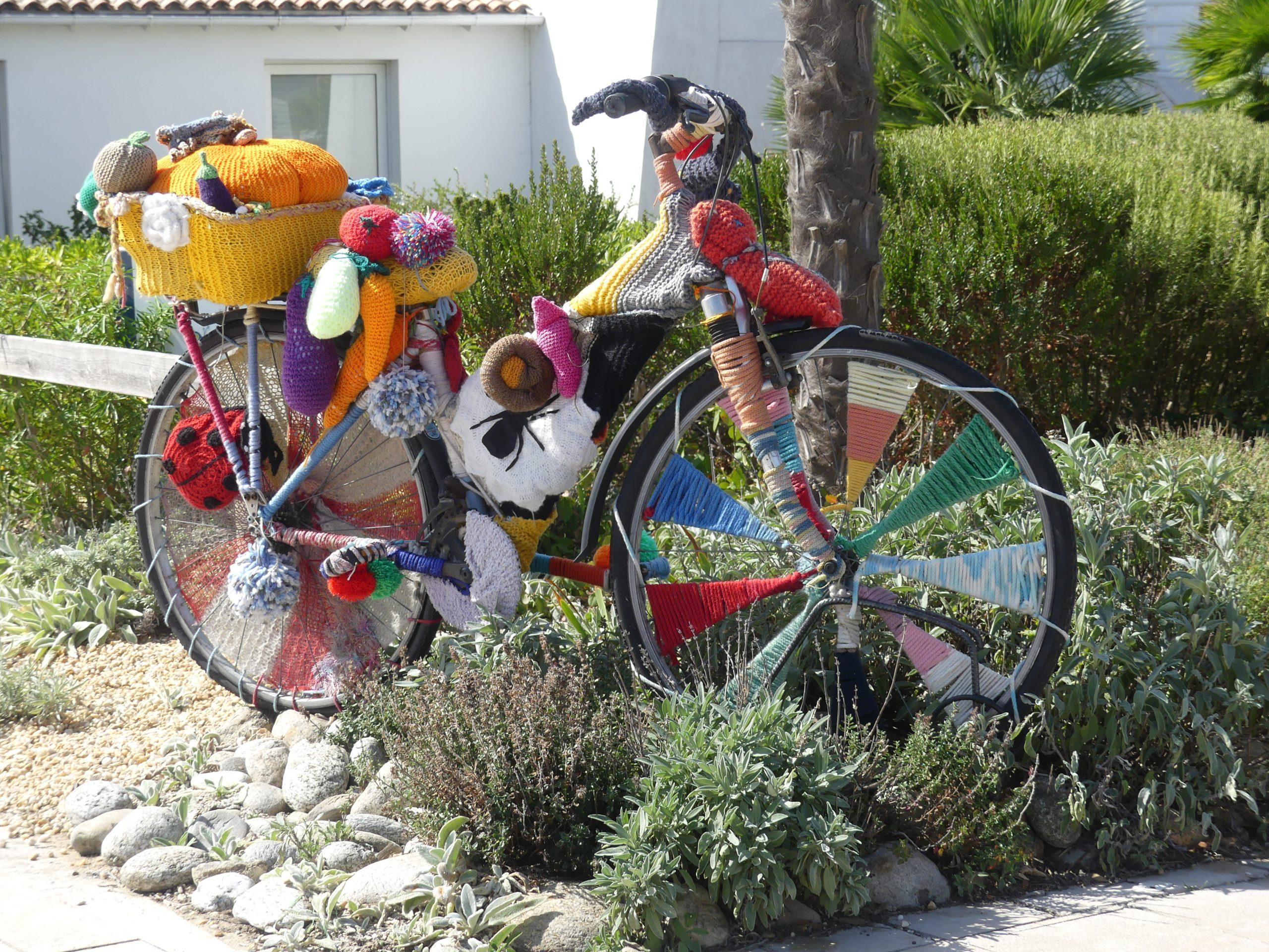 Ile de Ré - Tour de France - Animation Rivedoux - 3 septembre 2020