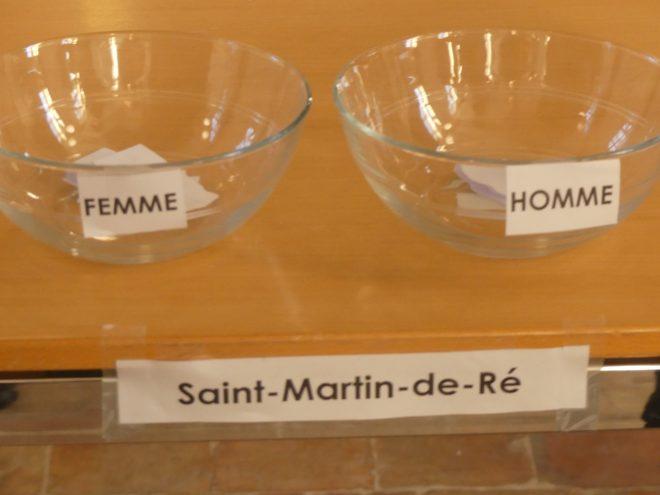 Tirage au sort Schéma de développement durable - Saint-Martin - 20 novembre 2020