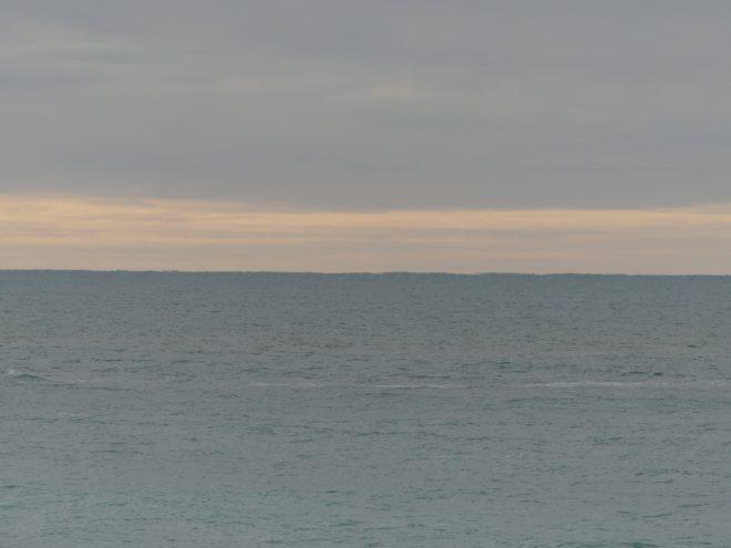 Météo 2021 - 26 décembre 2020 - Mer  à Saint-Clément