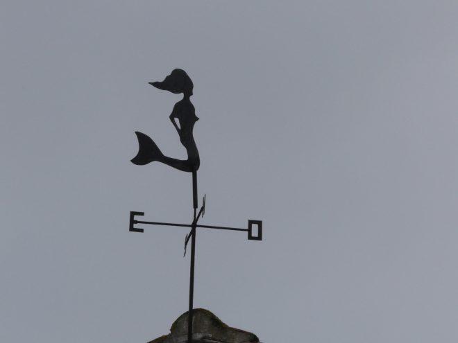 Météo 2021 - 27 décembre 2020 - Girouette sirène