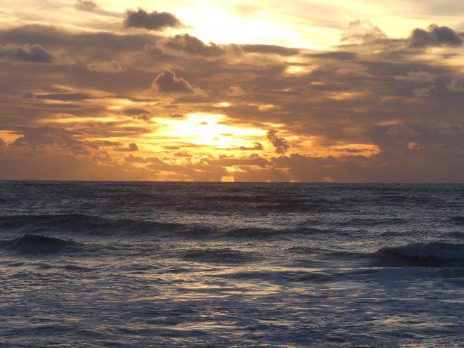 Météo 2021 - 31 décembre 2020 - Coucher de soleil